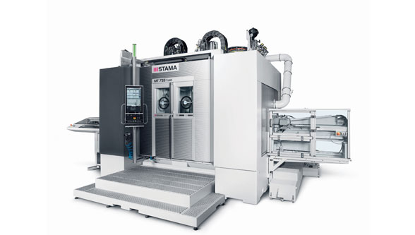 The CHIRON Group at AMB 2018 with three new machining centers