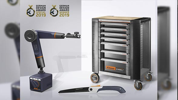 Hoffmann Group wins the German Design Award 2019