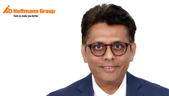 Hoffmann Group appoints Manav Goel as Director for India