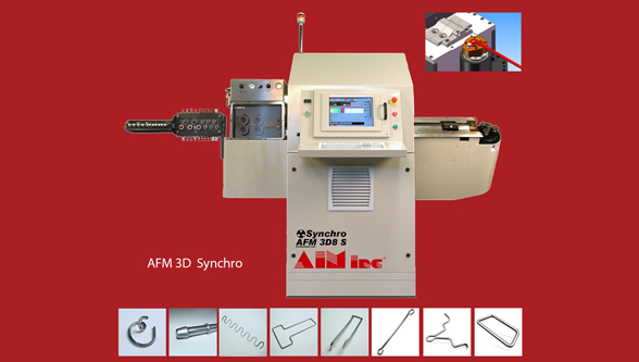 CNC wire bending machine, Arhan Technology