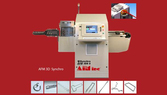 CNC wire bending machine, Arhan Technology