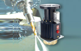Hydra-Cell's Seal-less Design Ensures High Pressure Coolant Efficiency