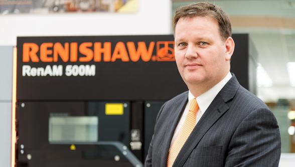 Global Leadership in precision measurement arena, Renishaw