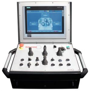 ROUNDO wCNC4- a technologically advanced CNC for ultimate precision