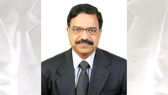 A.P. Jayanthram, Consultant, Grob Machine Tools India Pvt. Ltd.