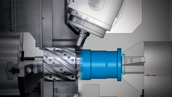 ESPRIT delivers solutions for industry 4.0 smart manufacturing