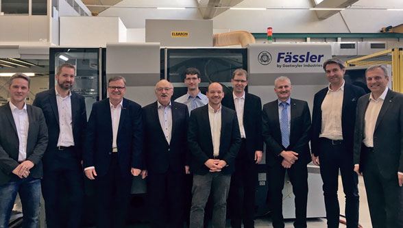 Gleason to acquire Faessler Honing Business from Daetwyler Group