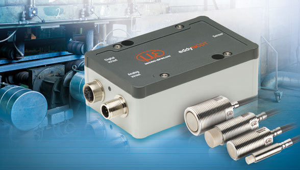 High precision gap monitoring in plant & machinery