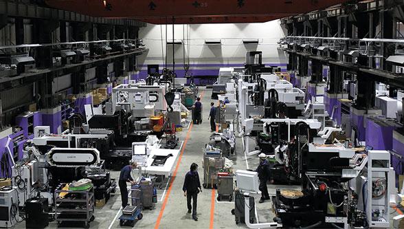 Renishaw & Hartford combine to deliver intelligent, 'Smart Factory' solutions