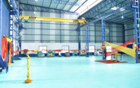 Inauguration of New U-Tech Utpadan Manufacturing Facility.