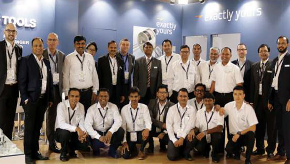 LMT Tools India at IMTEX 2019 is a huge success