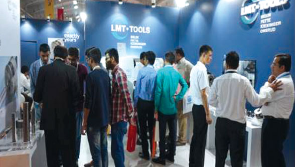 LMT Tools India at IMTEX 2019