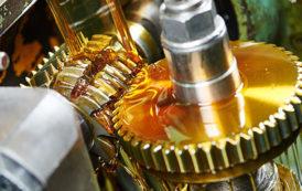Lubricants : Lifeline of machinery