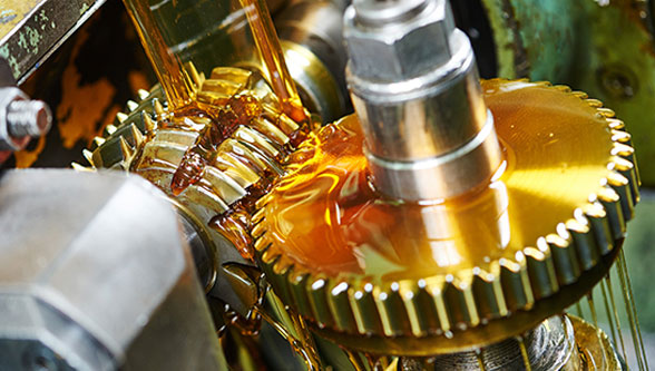 Lubricants : Lifeline of machinery