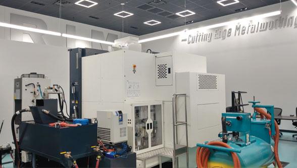 Master Fluid Solutions advanced metalworking fluid solutions