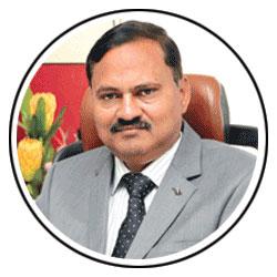 Mr. Ramakant Reddy, Managing Director, LMT Tools India Pvt Ltd