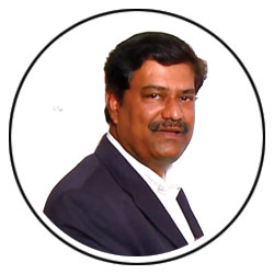 Mr. Vijay Zaritaklikar, National Sales Manager, UCAM Pvt. Ltd.