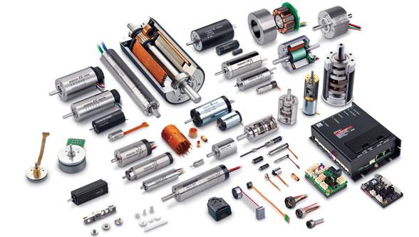 maxon motor High-Precision Micro Drives