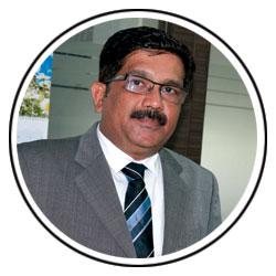 Mr. Sunil Badave, Director Sales & Services, Erwin Junker Maschinenfabrik