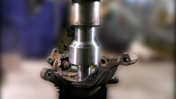 Hydraulic press safety tips