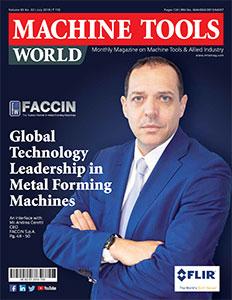 Machine Tools World July 2019