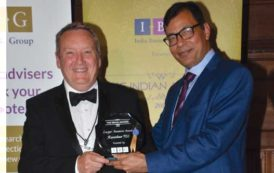 Renishaw celebrated for successful UK-India relations