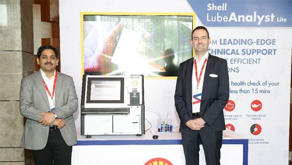 SHELL launches lubricants B2B services portfolio to transform industry-wide value chains