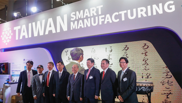 Taiwan is second in terms of number of exhibitors at EMO