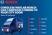 Bosch Power Tools Mobile Vans