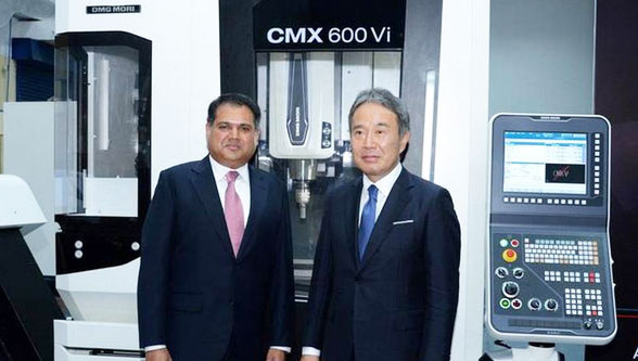 LMW to manufacture machinery for DMG Mori