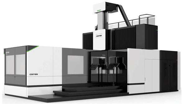 Nicolás Correa presents its new machine line at EMO