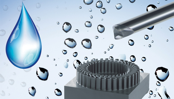 New concepts in graphite milling