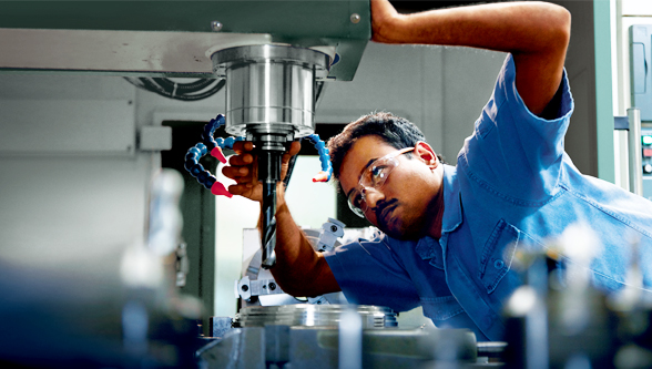 How lubricants can help in improving Machine Shop's performance'