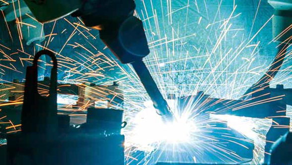 How will robotic blacksmithing help US manufacturing?