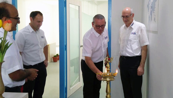 Swiss CNC technology leader expands to India