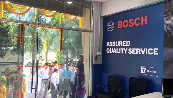 Bosch Power Tools unveils Bosch Service Center in Mumbai, India