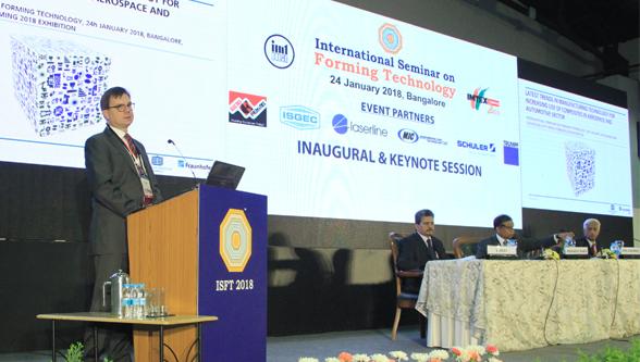 International seminar of Forming Technology 2020