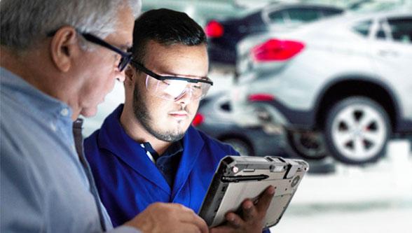 Leading German car manufacturer chooses Getac