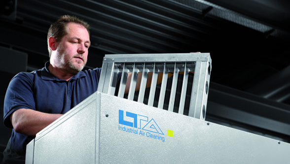 Expansion of filtration systems for coolants