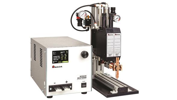 AMADA MIYACHI EUROPE Announces CD-V Series Welding Power Supplies