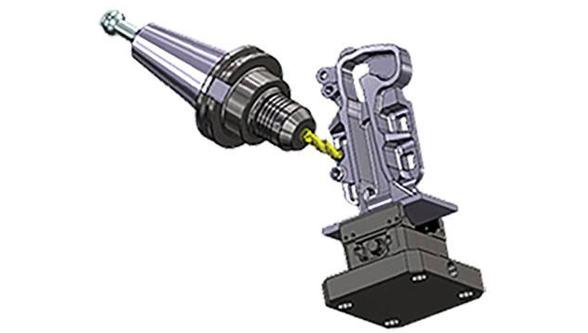 Mastercam 2020 multiaxis machining