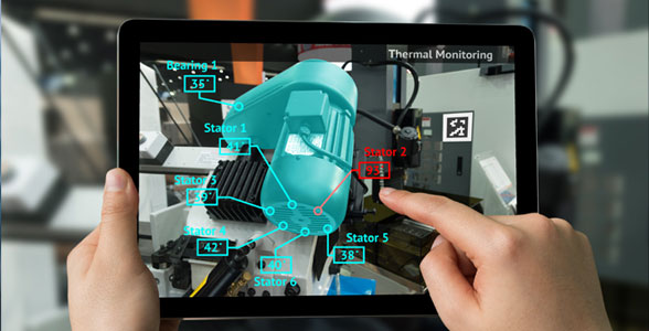 PTC Vuforia – Augmented Reality (AR), DesignTech System