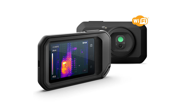 FLIR launches C5 cloud connectivity thermal camera