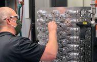 CERATIZIT USA partners with ventilator manufacturing process