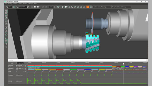 ANCA's new CIM3D V9 with time-saving