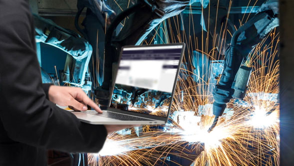 Artificial intelligence to detect metalworking machines anomalies