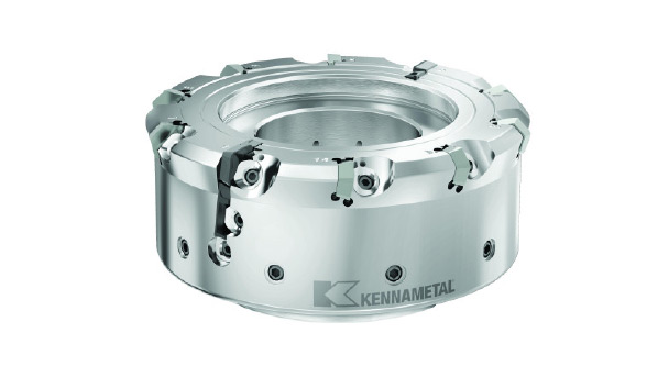Kennametal Introduces the KCFM™ 45 Face Milling Cutter