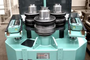 ROUNDO Angle Roll R62S metal forming machines