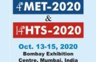MET & HTS 2020 13 - 15 October, 2020
