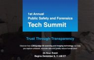 FARO to hold 1st Annual Public Safety & Forensics Tech Summit